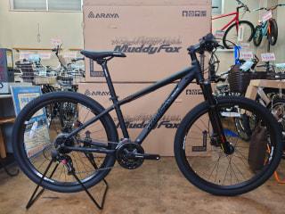 【修学院店】前回に続きMuddy Fox /マディーフォックスの自転車をご紹介 【MFD】