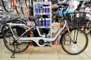 【二条】お買い得になった子乗せも可能な電動自転車!【パナソニック/ギュット・ステージ・22】