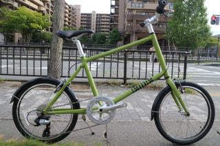 【二条店】オシャレな小径車 GIANT TENのご紹介!
