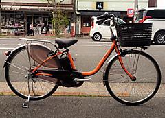 【修学院店】新生活のおともに電動自転車を!!パナソニック ビビDXの限定カラーまだあります!