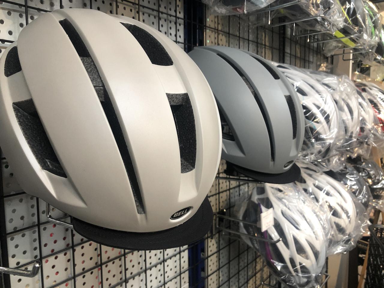 【下鴨店】BELL DAILY ヘルメット【普段使いにピッタリ】