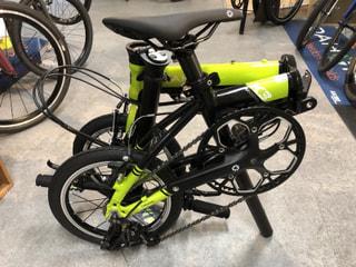 【下鴨店】DAHON K3 14インチの軽量折り畳み自転車