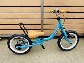 【下鴨店】キックバイクと初めての自転車をこれ一台で! ケッターサイクル