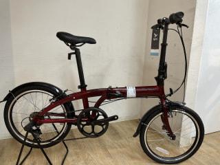 【下鴨店】折りたたみ自転車をお探しのあなたに!Tern LINK A7