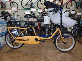 【修学院店】お買い得な特価自転車セール!【試乗車中古子供乗せ自転車!!】