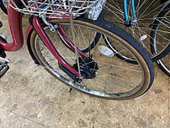 【修学院店】フロンティアDX 試乗車中古電動自転車のご案内!