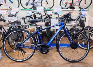 【修学院店】ママチャリじゃない電動自転車!【BRIDGESTONE/TB1-e】