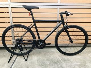 【下鴨店】TERN CLUTCH シンプルでスポーティーなバイク