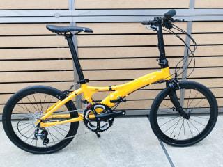 【下鴨店】DAHON Visc EVO 折り畳み自転車