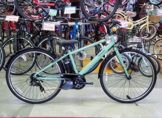 【白梅町店】パナソニック 電動自転車 ベロスターの限定カラーが入荷致しました!