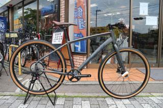 【二条店】オンロードと少しダートな道のサイクリングのお供に!