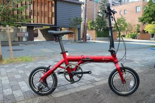 【二条店】RENAULT 超軽量折り畳み自転車!