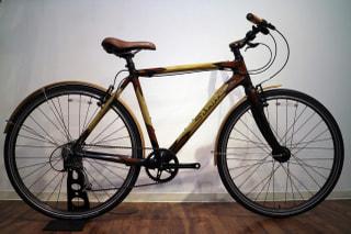 【烏丸御池店】走ってビックリ、ユニークすぎるクロスバイク、Vestige